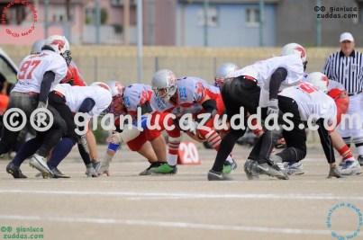 Crusaders Cagliari vs Daemons Martesana, 6-48, 16 ottobre 2011 69