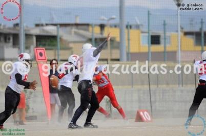 Crusaders Cagliari vs Daemons Martesana, 6-48, 16 ottobre 2011 77