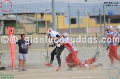 Crusaders Cagliari vs Daemons Martesana, 6-48, 16 ottobre 2011 99