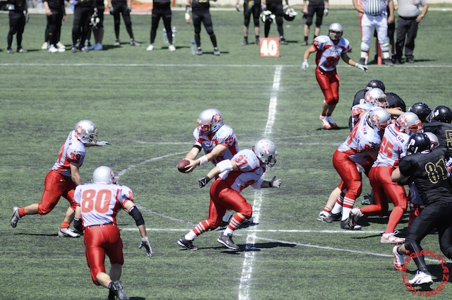 Crusaders Cagliari vs Dragons Salento, 48-0, 29 maggio 2011 119