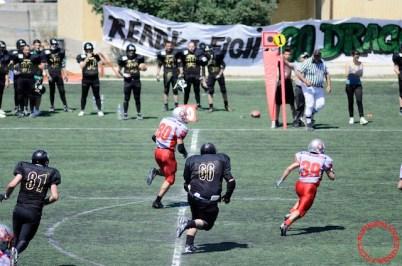 Crusaders Cagliari vs Dragons Salento, 48-0, 29 maggio 2011 121