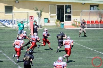 Crusaders Cagliari vs Dragons Salento, 48-0, 29 maggio 2011 124