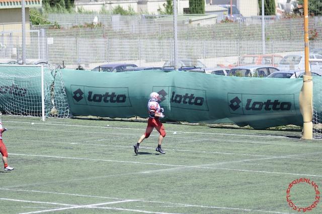 Crusaders Cagliari vs Dragons Salento, 48-0, 29 maggio 2011 130
