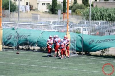 Crusaders Cagliari vs Dragons Salento, 48-0, 29 maggio 2011 131