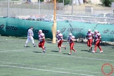 Crusaders Cagliari vs Dragons Salento, 48-0, 29 maggio 2011 132