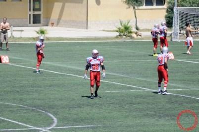 Crusaders Cagliari vs Dragons Salento, 48-0, 29 maggio 2011 14