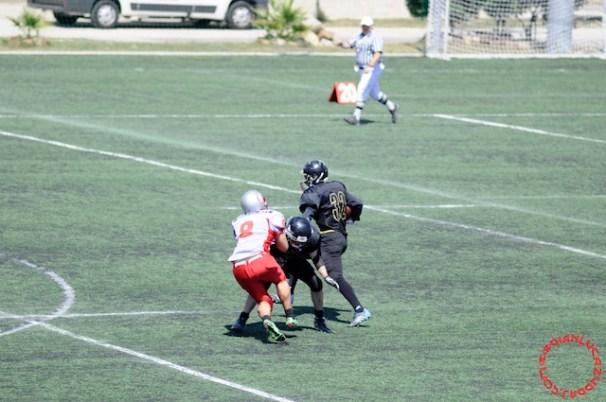 Crusaders Cagliari vs Dragons Salento, 48-0, 29 maggio 2011 140