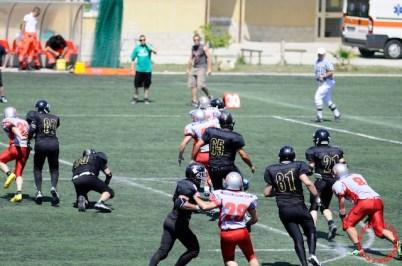 Crusaders Cagliari vs Dragons Salento, 48-0, 29 maggio 2011 142