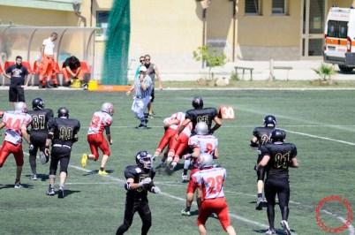 Crusaders Cagliari vs Dragons Salento, 48-0, 29 maggio 2011 143