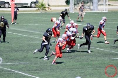 Crusaders Cagliari vs Dragons Salento, 48-0, 29 maggio 2011 159