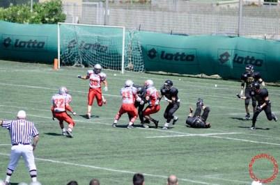 Crusaders Cagliari vs Dragons Salento, 48-0, 29 maggio 2011 169