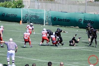 Crusaders Cagliari vs Dragons Salento, 48-0, 29 maggio 2011 170