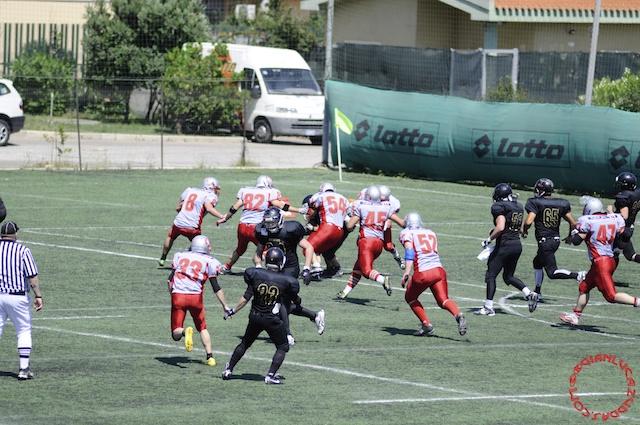 Crusaders Cagliari vs Dragons Salento, 48-0, 29 maggio 2011 171