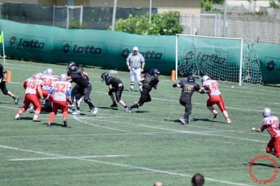 Crusaders Cagliari vs Dragons Salento, 48-0, 29 maggio 2011 177
