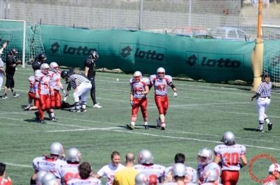 Crusaders Cagliari vs Dragons Salento, 48-0, 29 maggio 2011 180