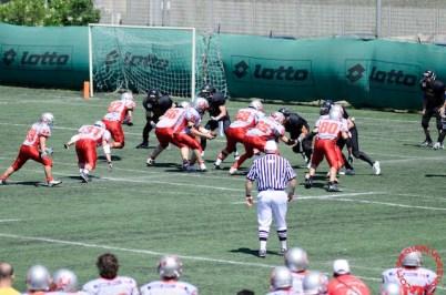 Crusaders Cagliari vs Dragons Salento, 48-0, 29 maggio 2011 181