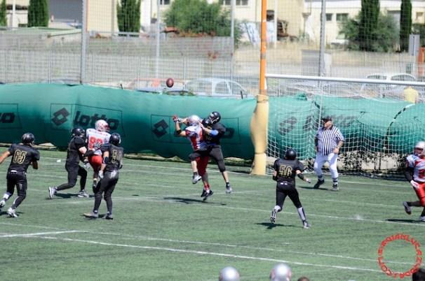 Crusaders Cagliari vs Dragons Salento, 48-0, 29 maggio 2011 183