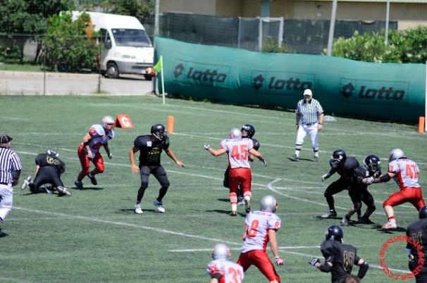Crusaders Cagliari vs Dragons Salento, 48-0, 29 maggio 2011 194
