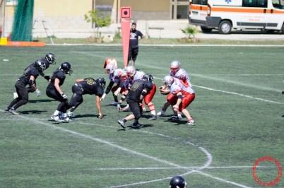 Crusaders Cagliari vs Dragons Salento, 48-0, 29 maggio 2011 197