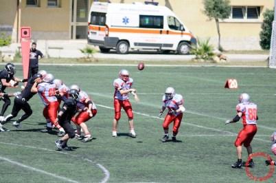 Crusaders Cagliari vs Dragons Salento, 48-0, 29 maggio 2011 198