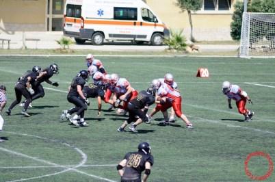 Crusaders Cagliari vs Dragons Salento, 48-0, 29 maggio 2011 213