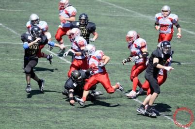 Crusaders Cagliari vs Dragons Salento, 48-0, 29 maggio 2011 220