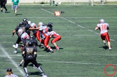 Crusaders Cagliari vs Dragons Salento, 48-0, 29 maggio 2011 225