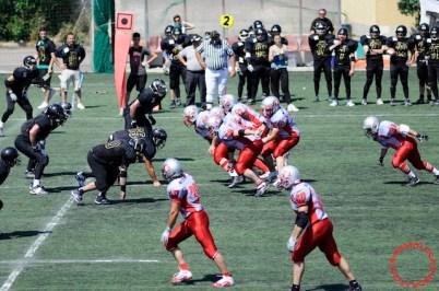 Crusaders Cagliari vs Dragons Salento, 48-0, 29 maggio 2011 230