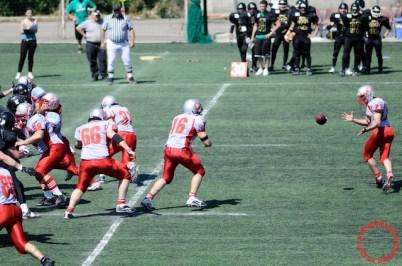 Crusaders Cagliari vs Dragons Salento, 48-0, 29 maggio 2011 236