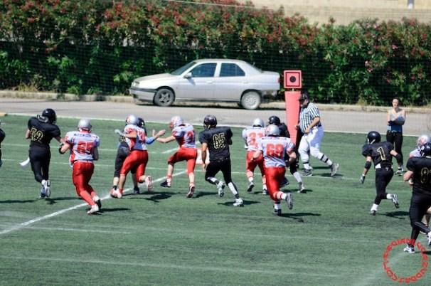 Crusaders Cagliari vs Dragons Salento, 48-0, 29 maggio 2011 238