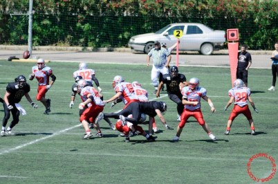 Crusaders Cagliari vs Dragons Salento, 48-0, 29 maggio 2011 241