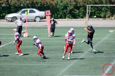 Crusaders Cagliari vs Dragons Salento, 48-0, 29 maggio 2011 244