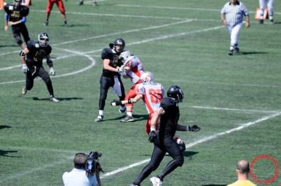 Crusaders Cagliari vs Dragons Salento, 48-0, 29 maggio 2011 247