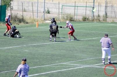 Crusaders Cagliari vs Dragons Salento, 48-0, 29 maggio 2011 257