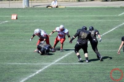Crusaders Cagliari vs Dragons Salento, 48-0, 29 maggio 2011 266