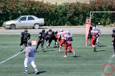 Crusaders Cagliari vs Dragons Salento, 48-0, 29 maggio 2011 277