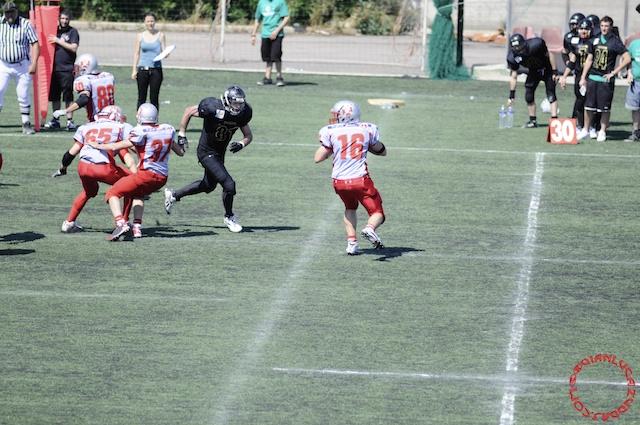 Crusaders Cagliari vs Dragons Salento, 48-0, 29 maggio 2011 281