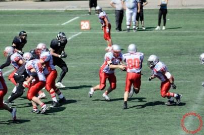 Crusaders Cagliari vs Dragons Salento, 48-0, 29 maggio 2011 288