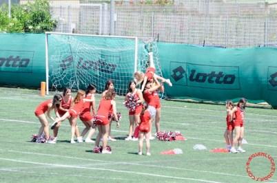 Crusaders Cagliari vs Dragons Salento, 48-0, 29 maggio 2011 29