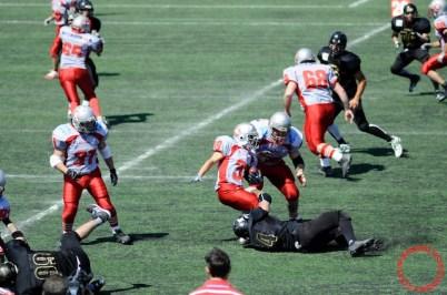 Crusaders Cagliari vs Dragons Salento, 48-0, 29 maggio 2011 290