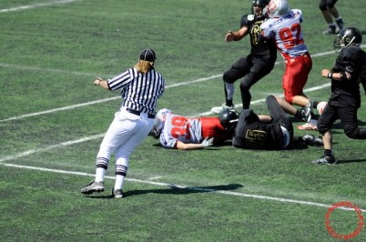 Crusaders Cagliari vs Dragons Salento, 48-0, 29 maggio 2011 296