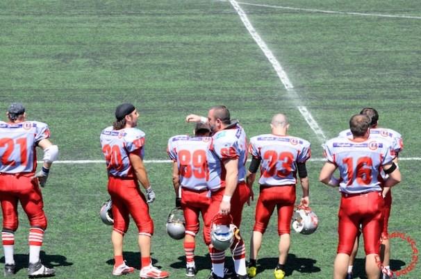 Crusaders Cagliari vs Dragons Salento, 48-0, 29 maggio 2011 32
