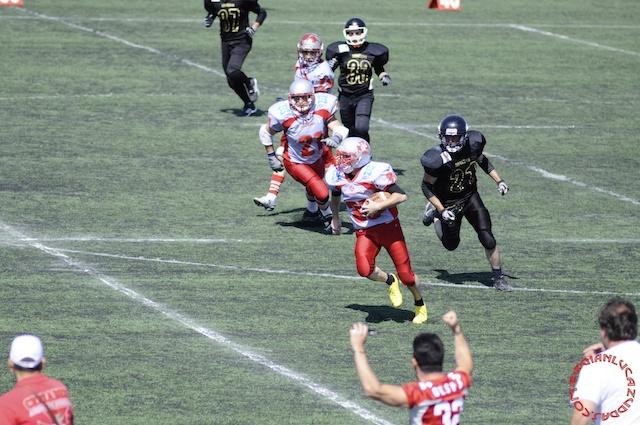 Crusaders Cagliari vs Dragons Salento, 48-0, 29 maggio 2011 336