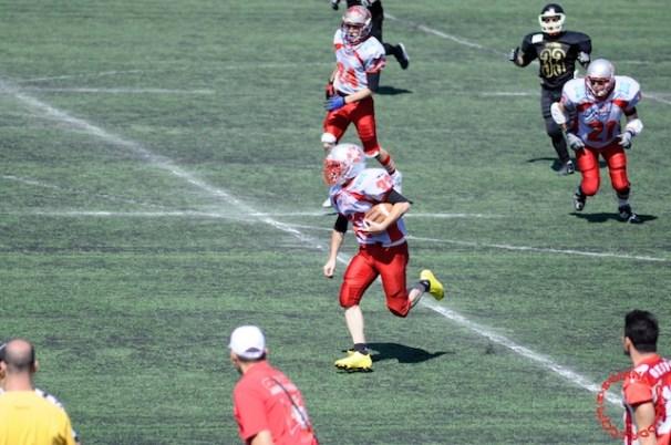 Crusaders Cagliari vs Dragons Salento, 48-0, 29 maggio 2011 337