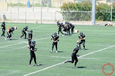 Crusaders Cagliari vs Dragons Salento, 48-0, 29 maggio 2011 39