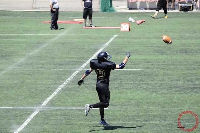 Crusaders Cagliari vs Dragons Salento, 48-0, 29 maggio 2011 45