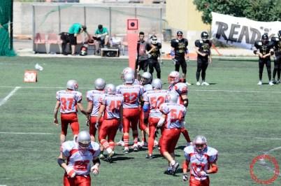 Crusaders Cagliari vs Dragons Salento, 48-0, 29 maggio 2011 76