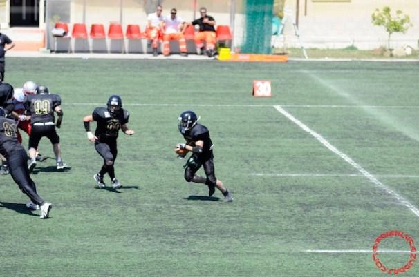 Crusaders Cagliari vs Dragons Salento, 48-0, 29 maggio 2011 84