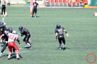 Crusaders Cagliari vs Dragons Salento, 48-0, 29 maggio 2011 90