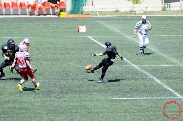 Crusaders Cagliari vs Dragons Salento, 48-0, 29 maggio 2011 95